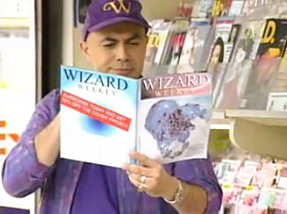 Wizard from 2nd English Course