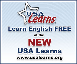 Learn English for Free at USA Learns - www.usalearns.org